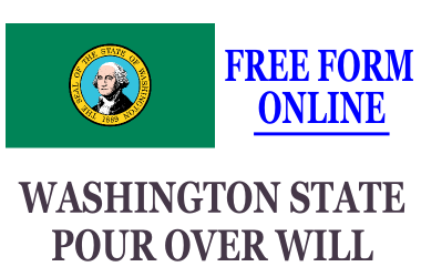 photograph regarding Free Printable Living Will Forms Washington State referred to as Pour Previously mentioned Will Washington Place Pour More than Will Type